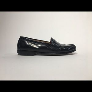 COLE HAAN MENS PINCH PENNY SZ 9.5 LEATHER LOAFER